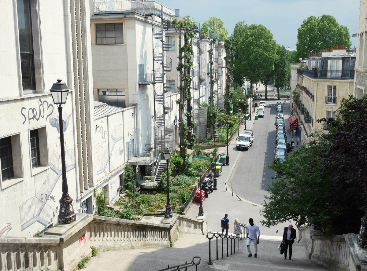 Rue de la Manutention